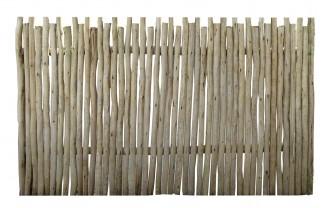 Clôture eucalyptus piscine - Devis sur Techni-Contact.com - 1