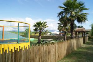 Clôture eucalyptus piscine UPINGTON - Devis sur Techni-Contact.com - 2