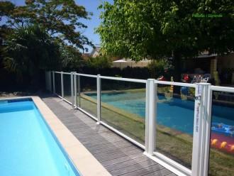 Clôture piscine transparente - Devis sur Techni-Contact.com - 1