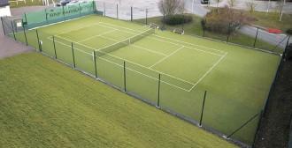Clôture pour terrain de tennis - Devis sur Techni-Contact.com - 2