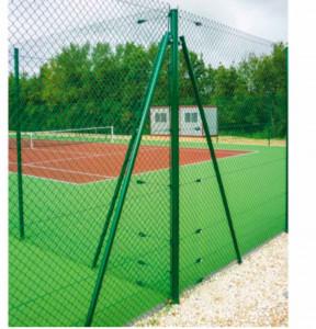 Clôture pour terrain de tennis - Devis sur Techni-Contact.com - 4