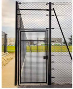 Clôture pour terrain de tennis - Devis sur Techni-Contact.com - 5