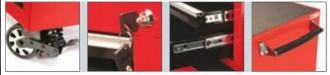 Coffre à outils 10 tiroirs - Devis sur Techni-Contact.com - 3