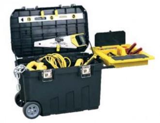 Coffre à outils de chantier - Devis sur Techni-Contact.com - 1