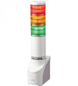 Colonne de signalisation lumineuse à alarmes - Devis sur Techni-Contact.com - 1
