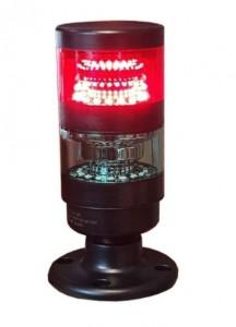 Colonne de signalisation lumineuse Led rouge/vert - Devis sur Techni-Contact.com - 2