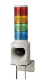 Colonne lumineuse Atex avec haut-parleur - Devis sur Techni-Contact.com - 1