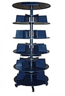 Colonne rotative de stockage - Devis sur Techni-Contact.com - 1