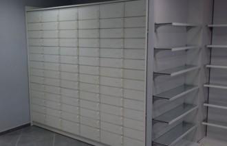 Colonne tiroir pharmacie d'occasion - Devis sur Techni-Contact.com - 1