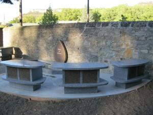 Columbarium en forme de corolles - Devis sur Techni-Contact.com - 11