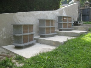 Columbarium en forme de corolles - Devis sur Techni-Contact.com - 8