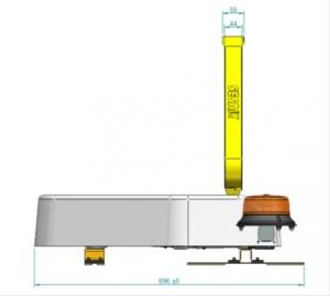 Combiné de signalisation lumineux LED - Devis sur Techni-Contact.com - 3