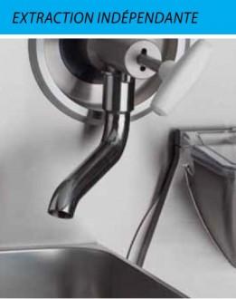 Combiné pasteurisateur et turbine à glace - Devis sur Techni-Contact.com - 2