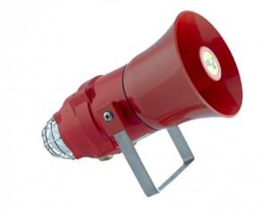 Combiné sonore et lumineux 117dB  - Devis sur Techni-Contact.com - 1