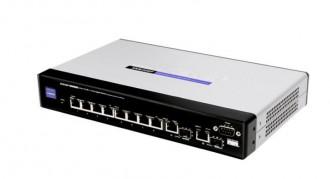 Commutateur Ethernet manageable 8 ports - Devis sur Techni-Contact.com - 1