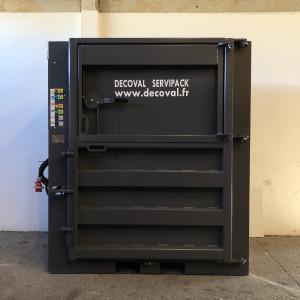 Compacteur à balle 300 kg - Devis sur Techni-Contact.com - 1