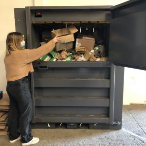 Compacteur à balle 300 kg - Devis sur Techni-Contact.com - 2