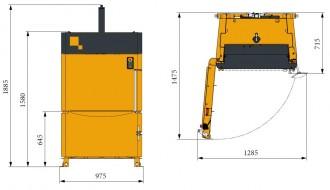 Compacteur à carton - Devis sur Techni-Contact.com - 2