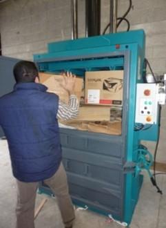 Compacteur à déchets - Devis sur Techni-Contact.com - 1