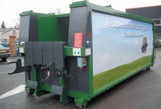 Compacteur à déchets monobloc 24 m3 - Devis sur Techni-Contact.com - 2