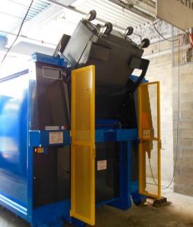 Compacteur à déchets monobloc 24 m3 - Devis sur Techni-Contact.com - 4
