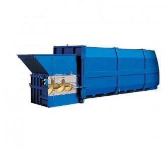 Compacteur à déchets poste fixe - Devis sur Techni-Contact.com - 1