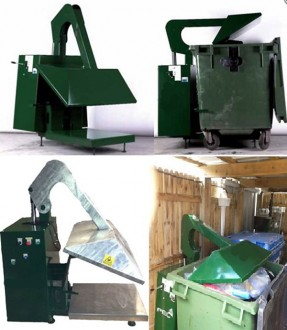 Compacteur à déchets solaire - Devis sur Techni-Contact.com - 2