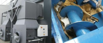 Compacteur à vis pour déchets d'emballage - Devis sur Techni-Contact.com - 1