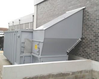 Compacteur à vis pour traitement déchets - Devis sur Techni-Contact.com - 1
