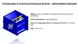 Compacteur bois et palettes bois - Devis sur Techni-Contact.com - 5