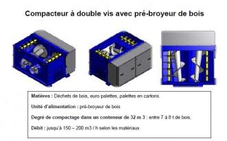 Compacteur bois et palettes bois - Devis sur Techni-Contact.com - 6
