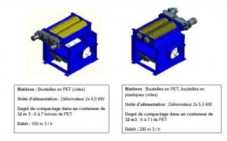 Compacteur bouteilles PET - Devis sur Techni-Contact.com - 3
