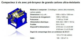 Compacteur carton - Devis sur Techni-Contact.com - 3