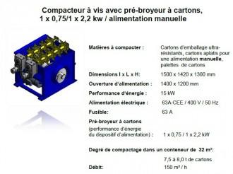 Compacteur carton - Devis sur Techni-Contact.com - 6