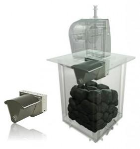 Compacteur déchet pour colonnes enterrées - Devis sur Techni-Contact.com - 1