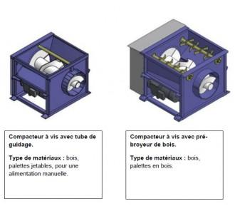 Compacteur fixe à vis - Devis sur Techni-Contact.com - 4