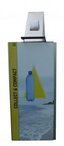 Compacteur manuel de bouteilles plastique - Devis sur Techni-Contact.com - 1