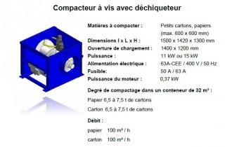 Compacteur papier - Devis sur Techni-Contact.com - 3