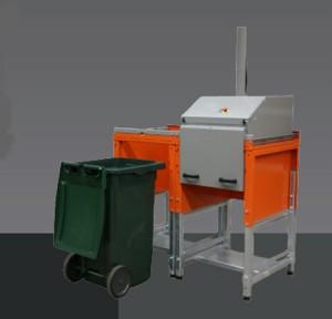 Compacteur pour conteneur - Devis sur Techni-Contact.com - 1
