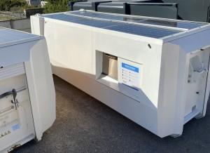Compacteur solaire autonome - Devis sur Techni-Contact.com - 1