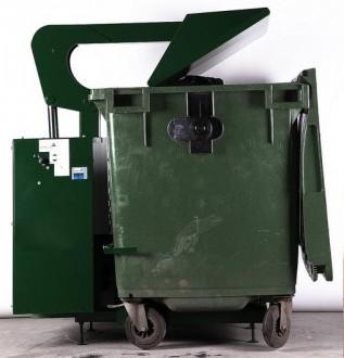 Compacteur tasseur pour conteneur - Devis sur Techni-Contact.com - 3