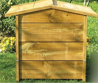 Composteur écologique en bois - Devis sur Techni-Contact.com - 1