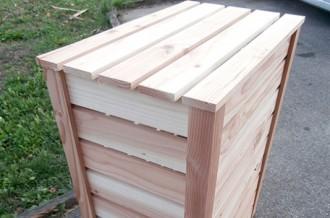 Composteur en bois douglas - Devis sur Techni-Contact.com - 2