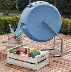 Composteur rotatif pour particuliers - Culbuto50 - Devis sur Techni-Contact.com - 1