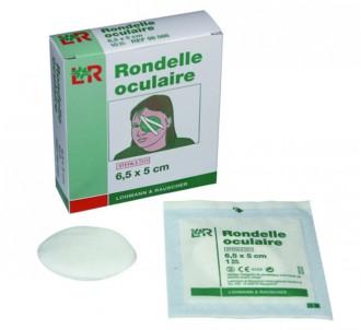 Compresses oculaire stériles - Devis sur Techni-Contact.com - 1