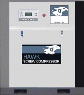 Compresseur Hawk 7.5 Kw - Devis sur Techni-Contact.com - 1