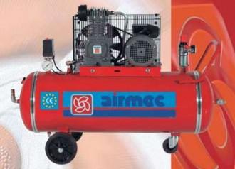 Compresseur motorise 10 Bars - Devis sur Techni-Contact.com - 1