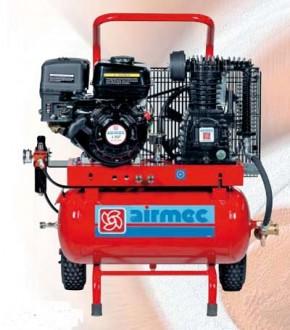 Compresseur motorise 11 Bar - Devis sur Techni-Contact.com - 1