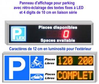 Comptage Parking - Devis sur Techni-Contact.com - 1