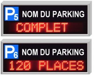 Comptage Parking - Devis sur Techni-Contact.com - 2